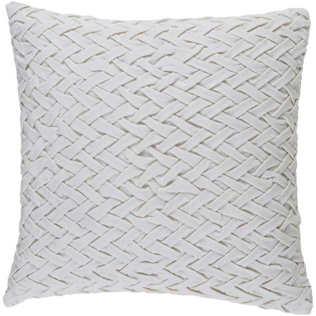 Facade Ivory Pillow