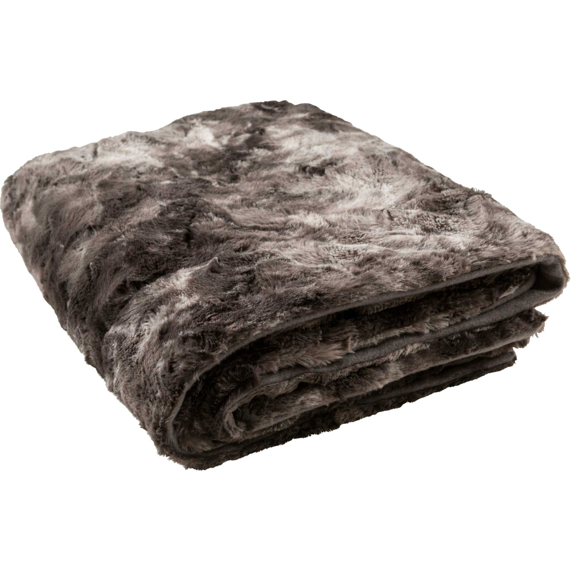 Felina Charcoal Throw