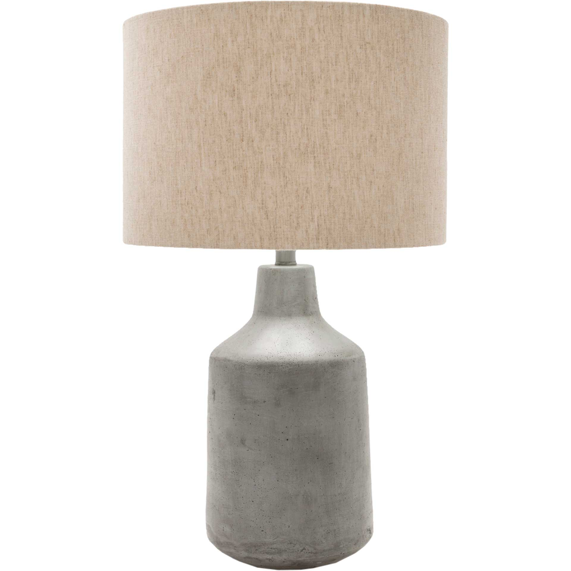 Forrest Table Lamp Medium Gray/Taupe/Slate Gray