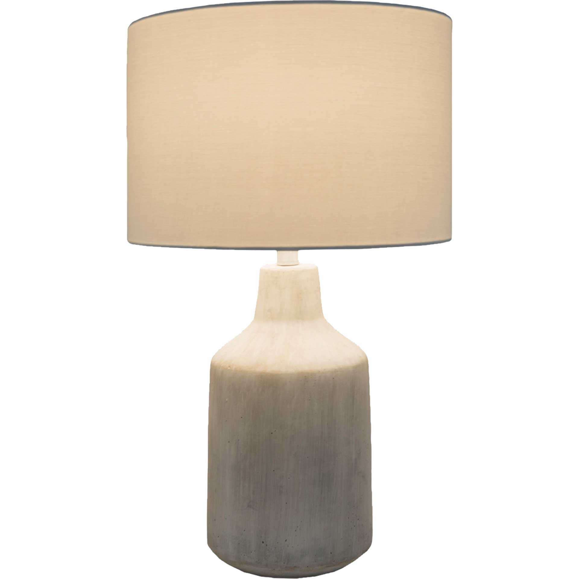 Forrest Table Lamp Ivory/Light Gray/Beige