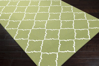 Frontier Diamond Lime/Ivory Area Rug