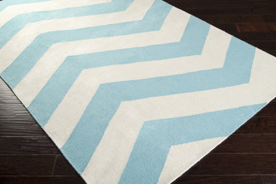 Frontier Ivory/Mint Area Rug