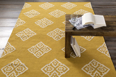 Frontier Ancient Gold/Ivory Area Rug