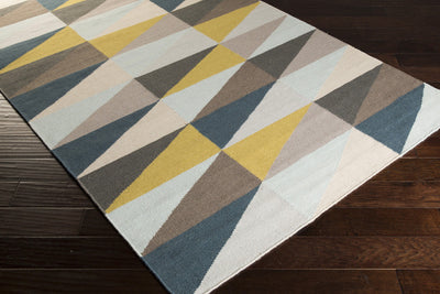 Frontier Gold/Taupe Area Rug