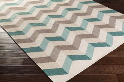Frontier Olive/Light Gray Area Rug