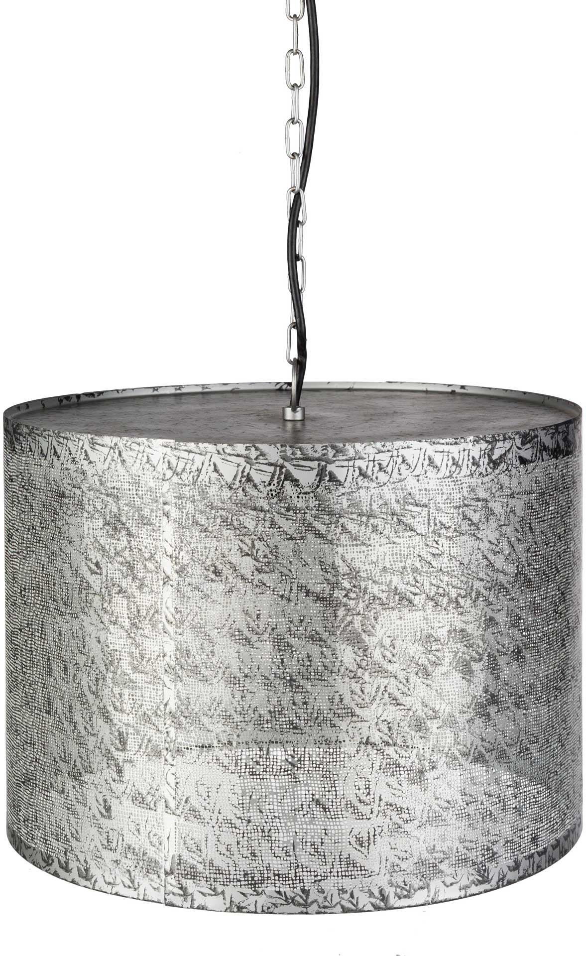 Frederick Ceiling Lamp Silver