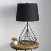Fuller Black Table Lamp