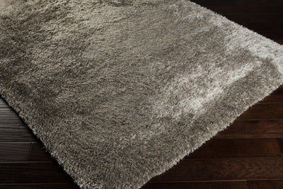 Grizzly Light Gray Area Rug