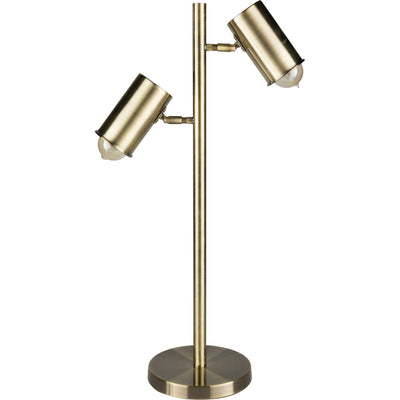 Hadley Table Lamp Brass
