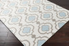 Horizon Ivory/Charcoal Area Rug