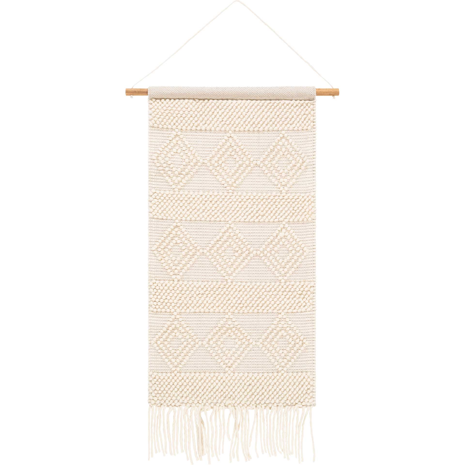 Hugo Wall Hanging White