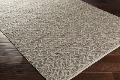 Ingrid Black/Light Gray/Gray Area Rug