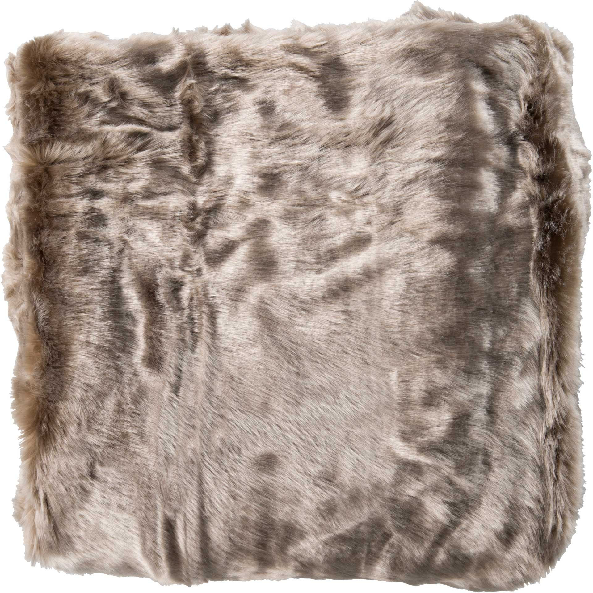 Innu Camel/Taupe Throw