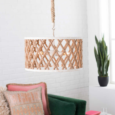 Ingram Ceiling Lamp Cream/Off-White