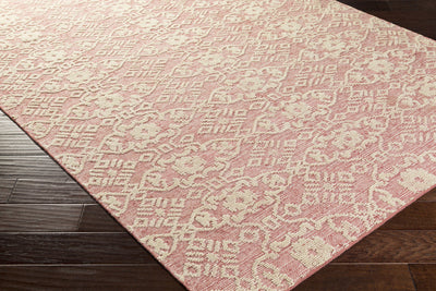Ithaca Pink/Olive Area Rug