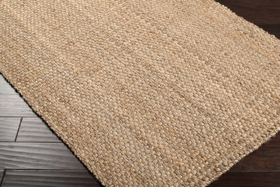 Jute Woven Gold Area Rug