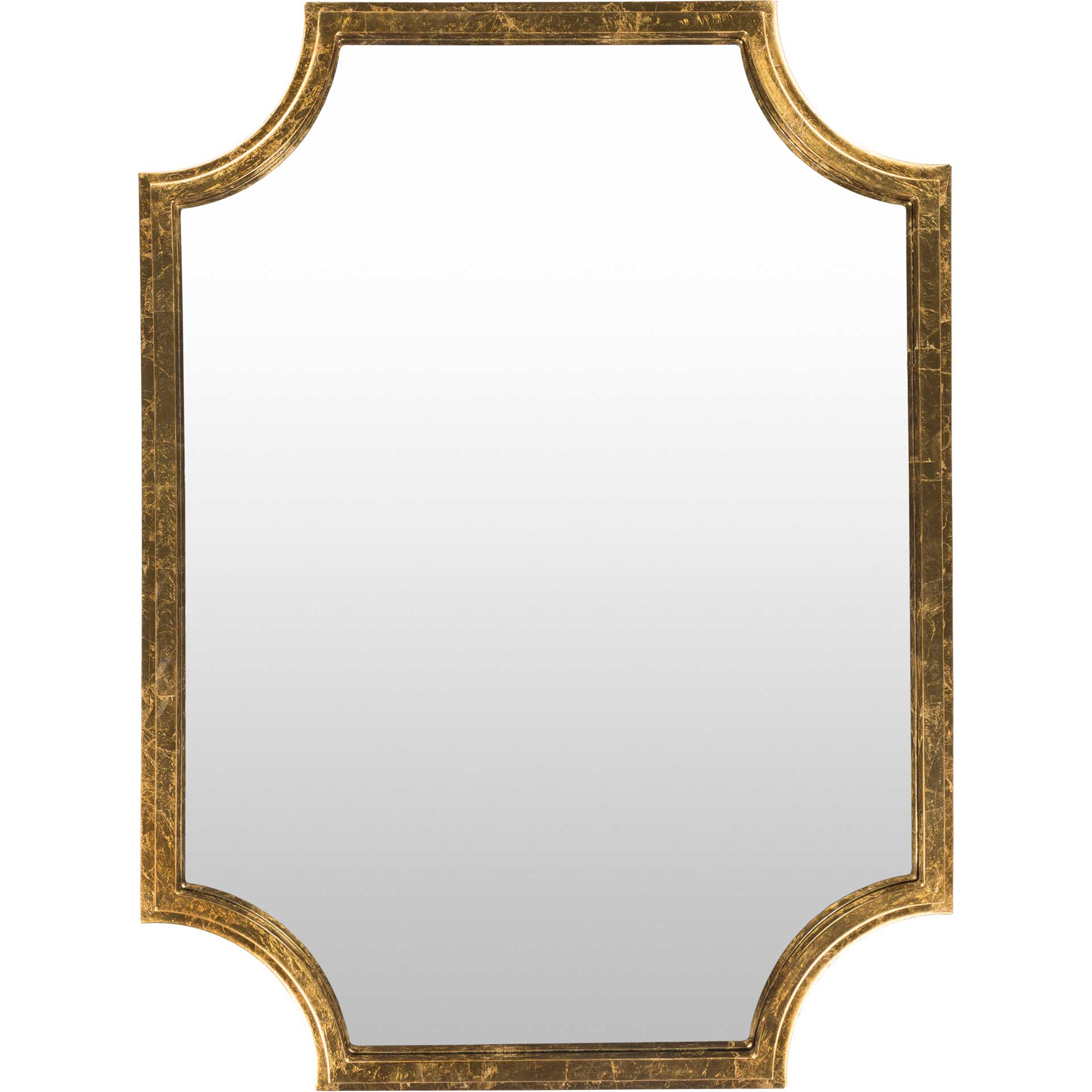 Joanna Mirror Gold