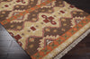 Jewel Tone II Taupe/Gold Area Rug