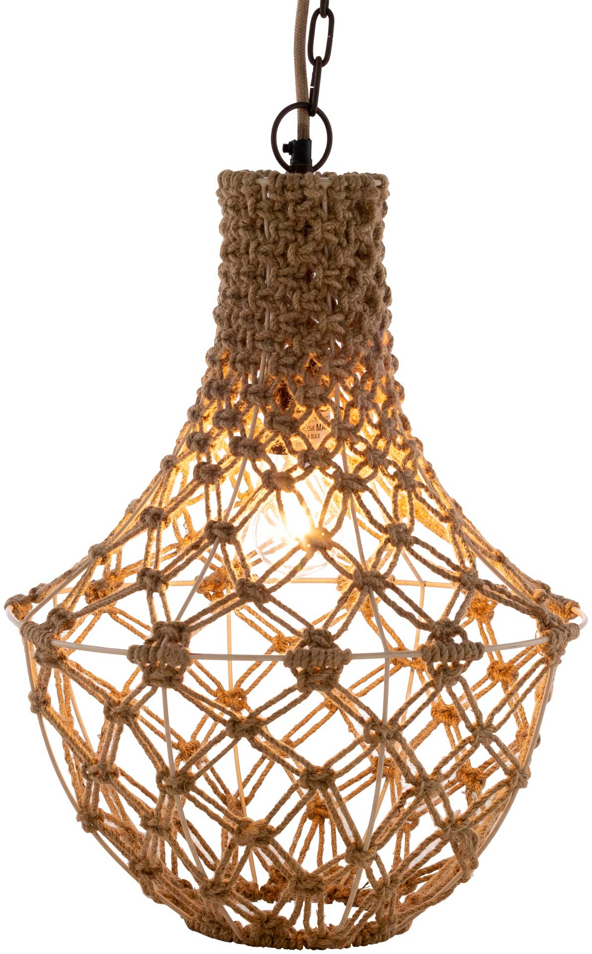 Kairo Ceiling Lamp Natural/Off-White