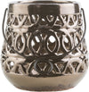 Killian Ceramic Lantern Black
