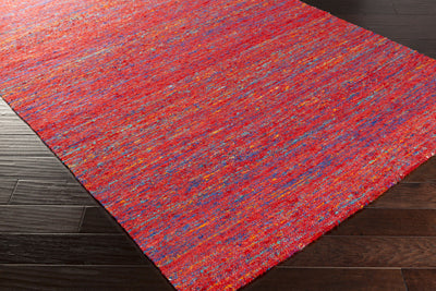 Kota Poppy/Burnt Orange Area Rug