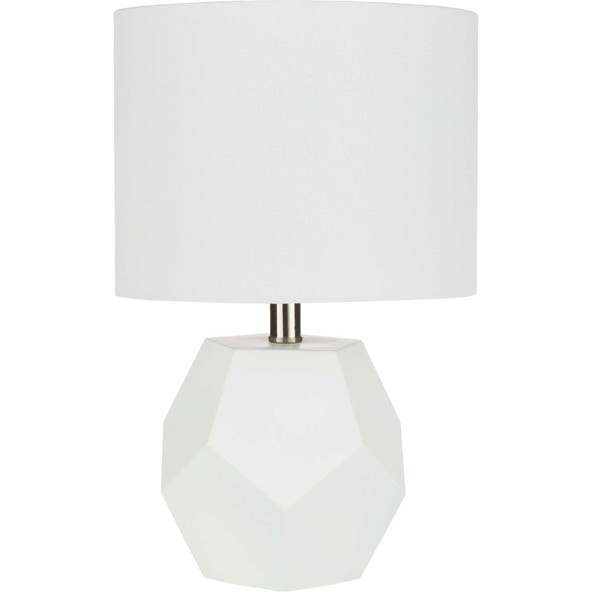 Keanu Table Lamp White