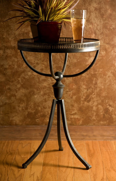 Eaton Gallery Tri-Footed Table