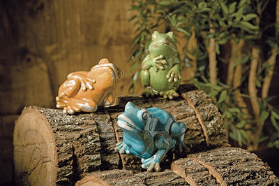 Garrard Casual Frogs (Set of 3)