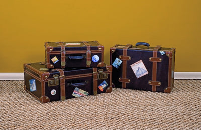 Livingston Suitcases (Set of 3)