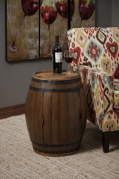 Ness Barrel Table