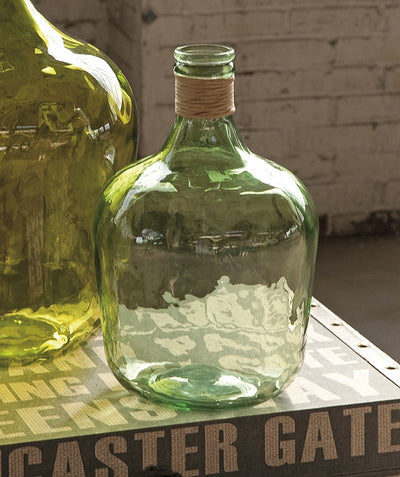 Chicot Recycled Glass Jug