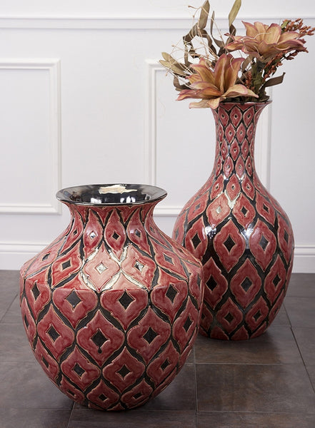 Ashley Oversized Tall Floor Vase Froy