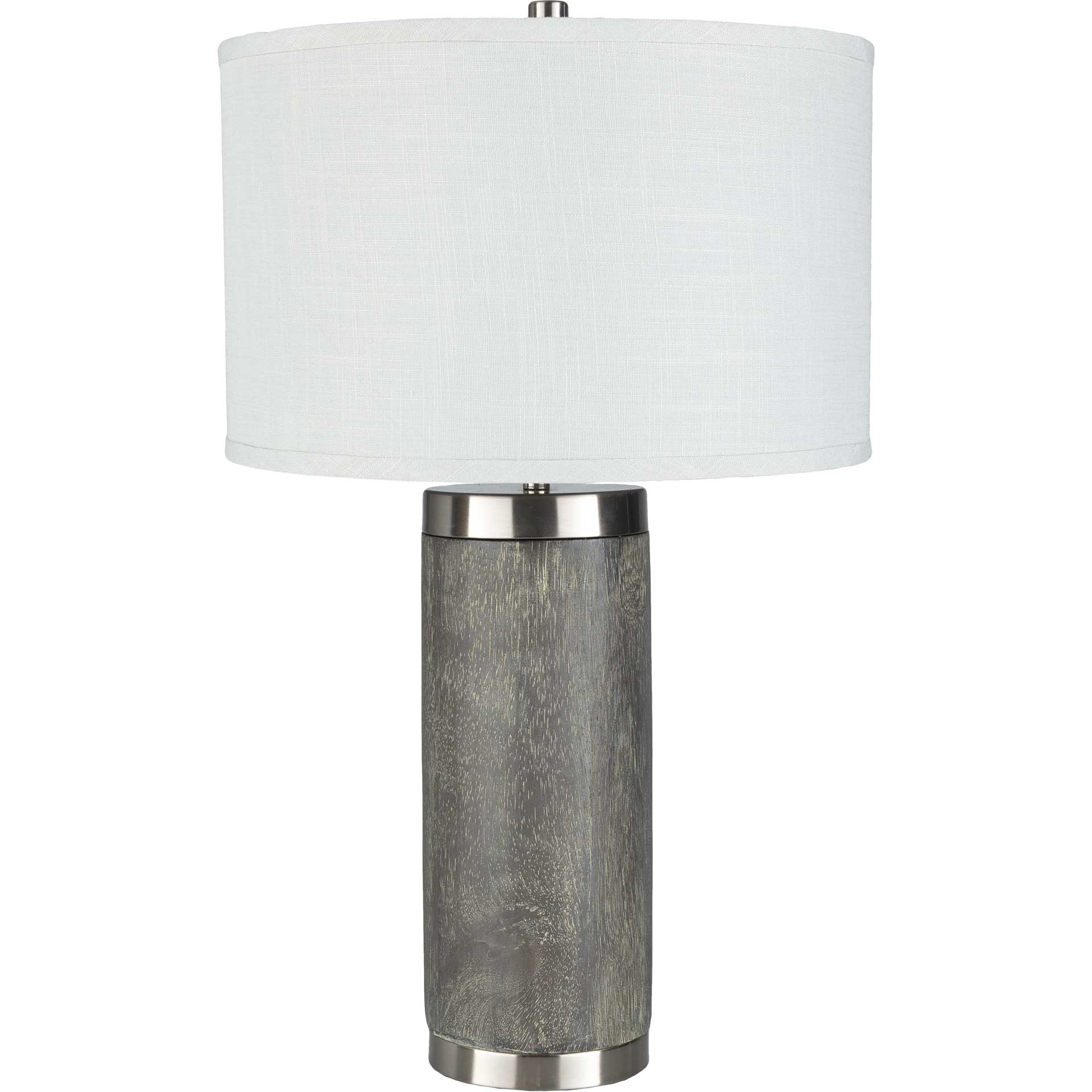 Lilith Table Lamp Charcoal/White/Slate