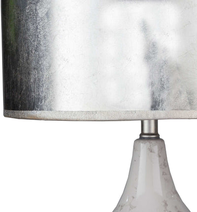 Luhan Table Lamp Multi-Colored/Silver