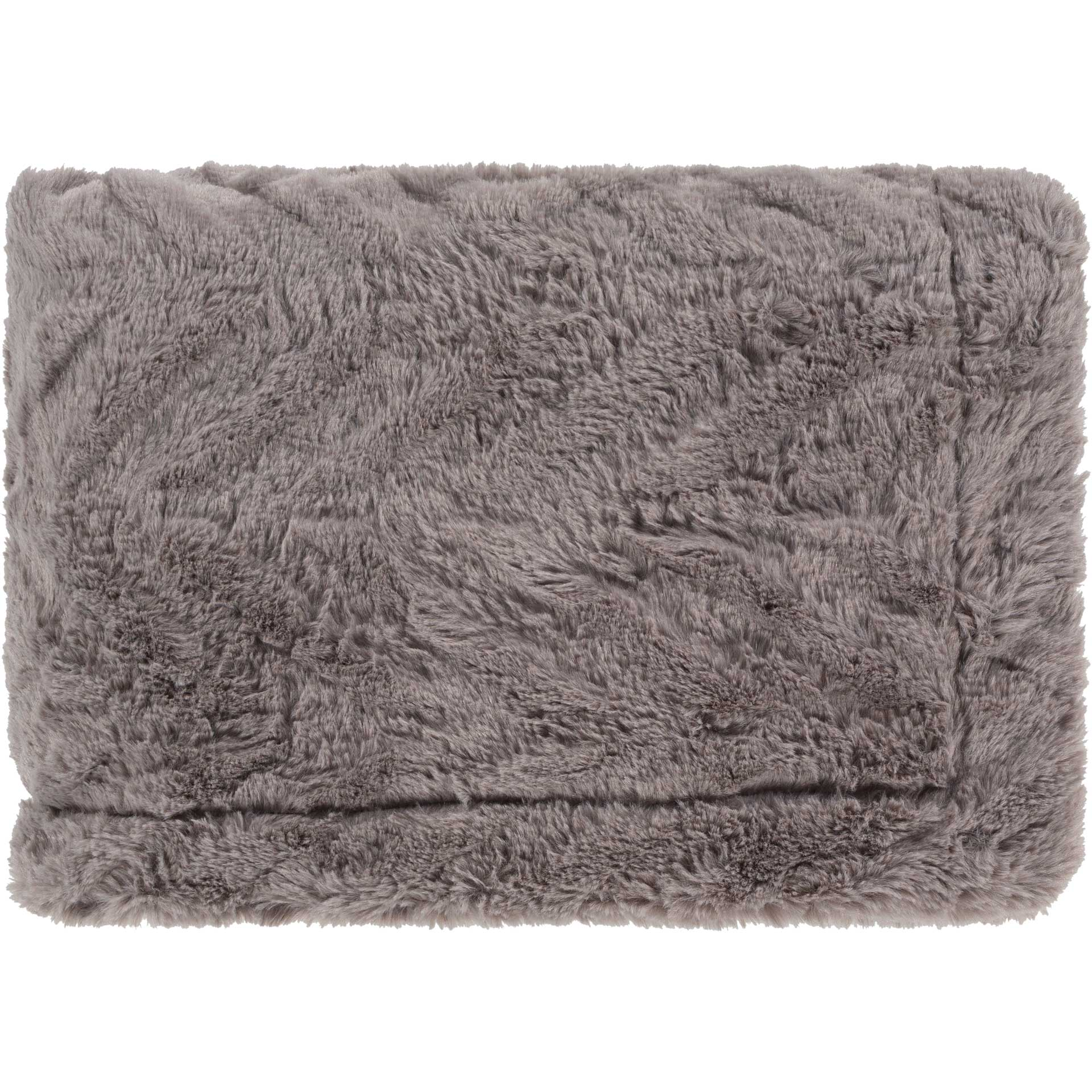 Lucina Throw Medium Gray