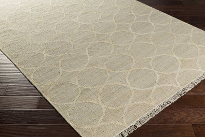 Laural Peace Ivory/Beige Area Rug