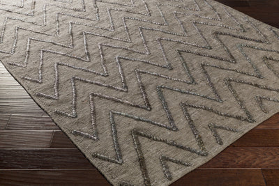 Mateo Gray/Charcoal Area Rug