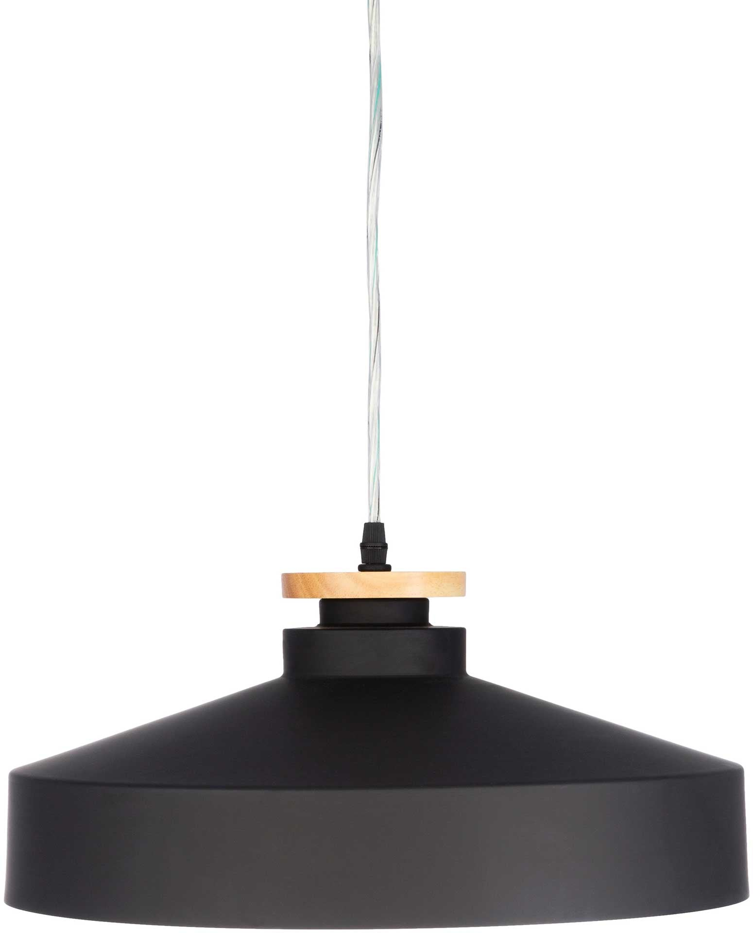 Madra Ceiling Lamp Black