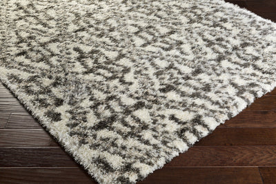Mercer Charcoal/Ivory Area Rug
