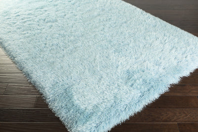 Monster Sky Blue Area Rug