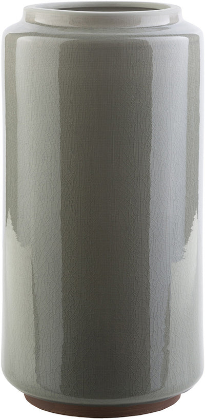 Montero Ceramic Table Vase Gray