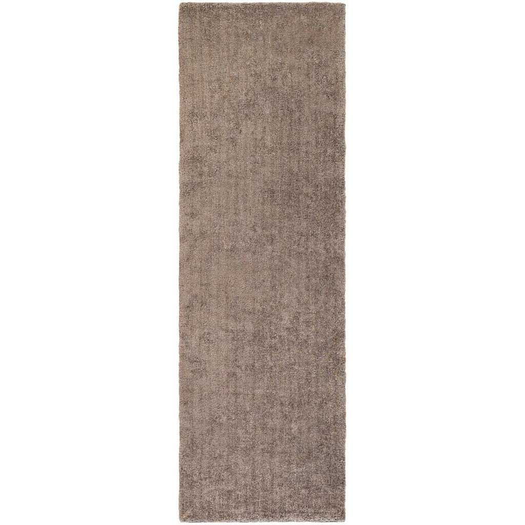 Marvin Taupe Runner Rug