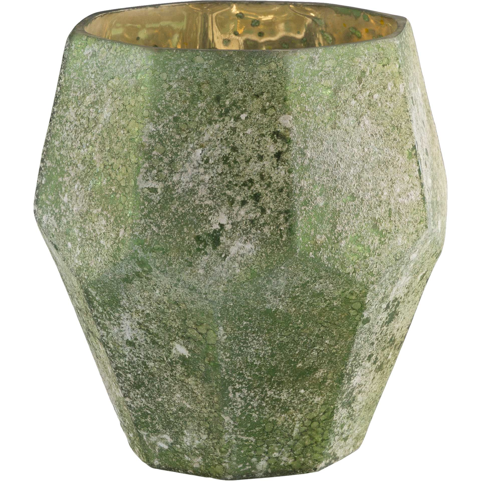 Nathalie Vase Dark Green