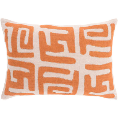 Nairobi Rust/Beige Pillow