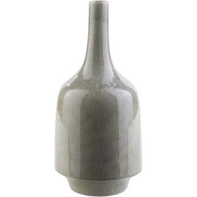 Olsen Ceramic Table Vase Gray