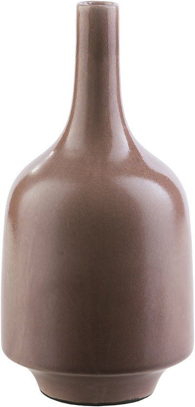 Olsen Ceramic Table Vase Mocha