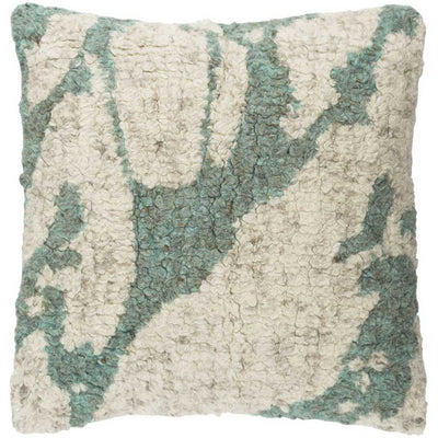Primal Cream/Mint/Taupe Pillow