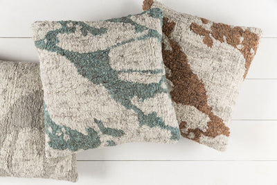 Primal Cream/Gray/Taupe Pillow