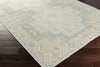 Pazar Sea Foam/Moss Area Rug
