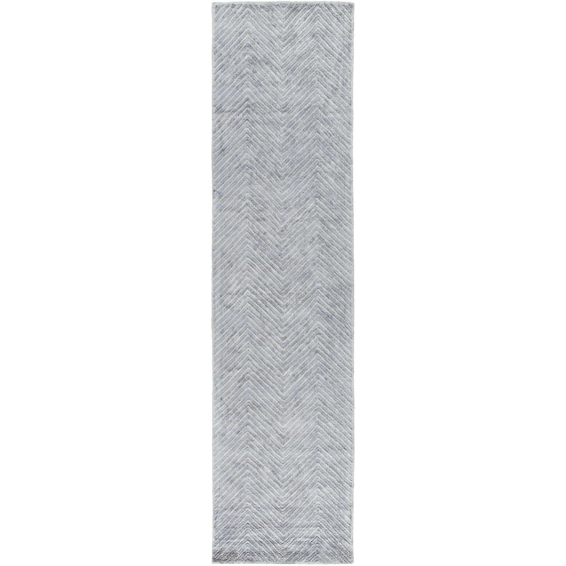 Quartz Sky/Blue Runner Rug